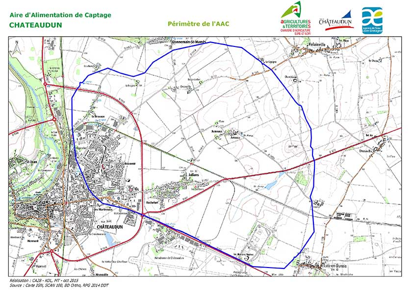 Aac ch teaudun chambres d 39 agriculture centre val de loire - Chambre d agriculture d eure et loir ...