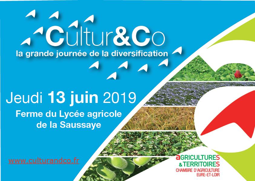 Cultur co 2019 chambres d agriculture centre val de loire - Chambre d agriculture de la manche ...