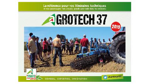 Agrotech 37 chambres d agriculture centre val de loire - Chambre d agriculture de la manche ...