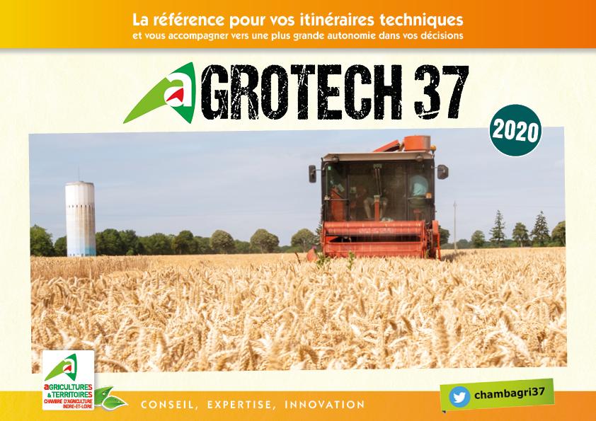 Agrotech 37 chambres d agriculture centre val de loire - Chambre agriculture alpes maritimes ...